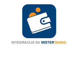 Mistertango.lt integracija
