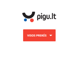Pigu.lt marketplace integracija